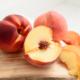 Peach Pile
